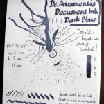De Atramentis Document Ink Dark Blue review