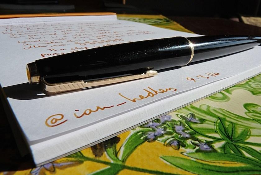 Parker 45 fountain pen long