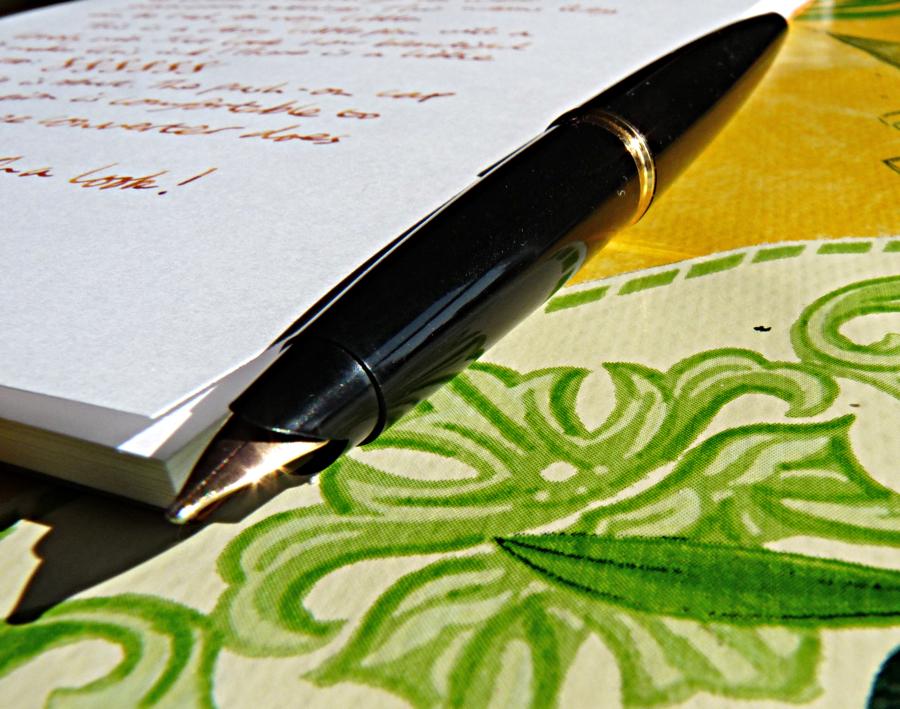 Parker 45 fountain pen