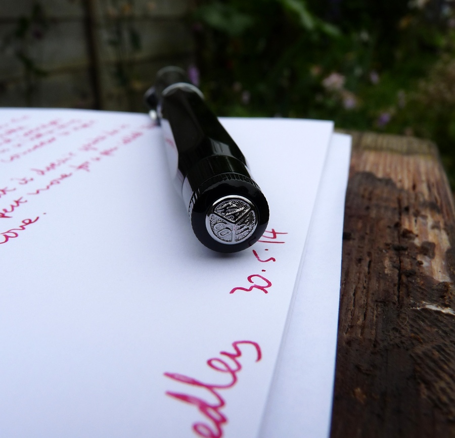 Kaweco Elite fountain pen blunt end