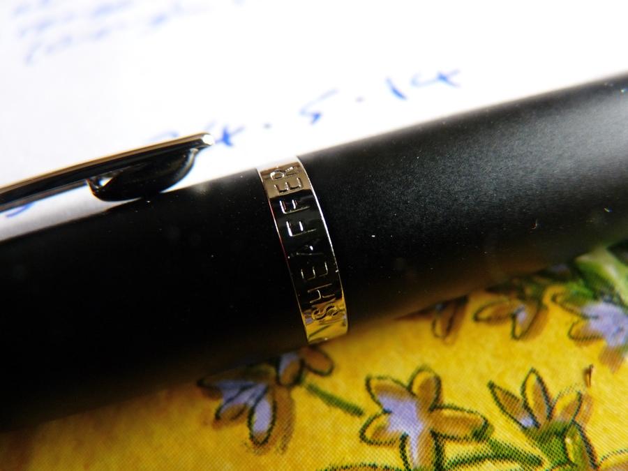 Sheaffer VFM fountain pen branding