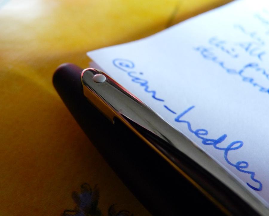 Sheaffer VFM fountain pen review