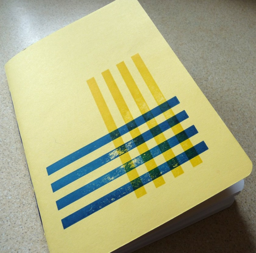 Tada A5 notebook