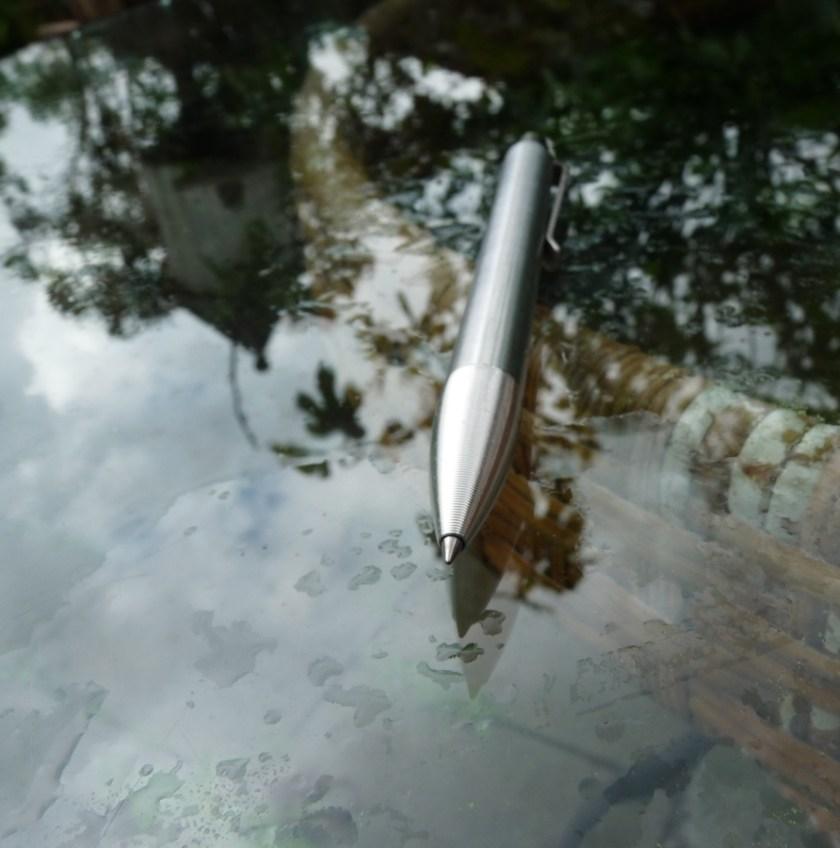 Tech Turn Mover pen deployed