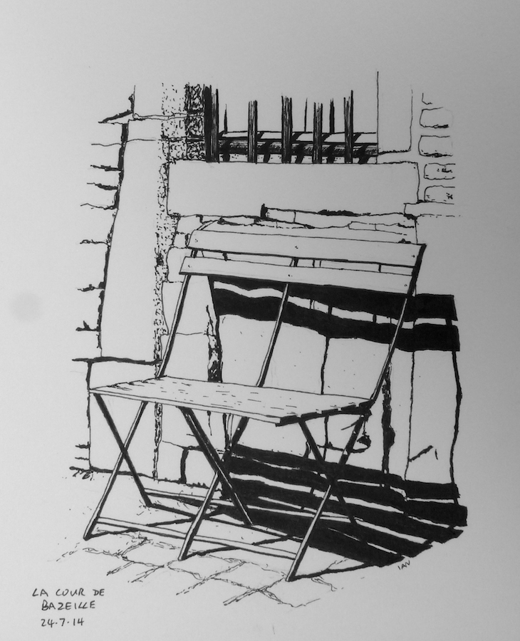 Gran's seat