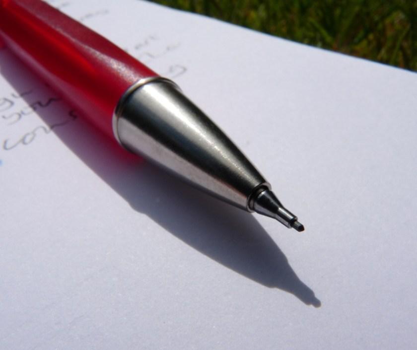 Caran dAche Frosty pencil pointy bit