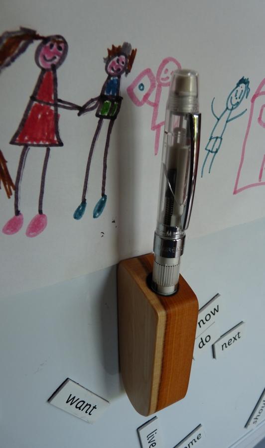 Pen Friend Pen Holder Review And Giveaway Pens Paper