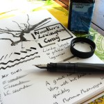 Noodler's Lexington Gray ink review
