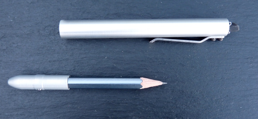 Bullet Pencil TT deconstructed