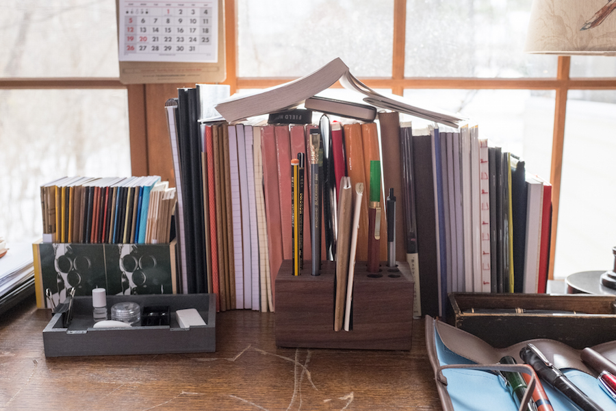 Notebooks and Dudek Divide