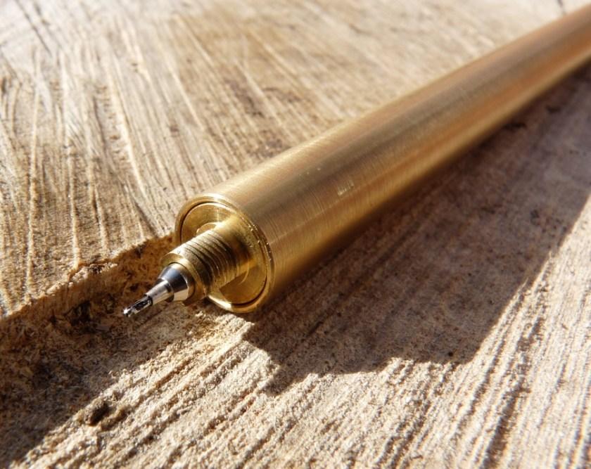 Ateleia Brass Pen tip