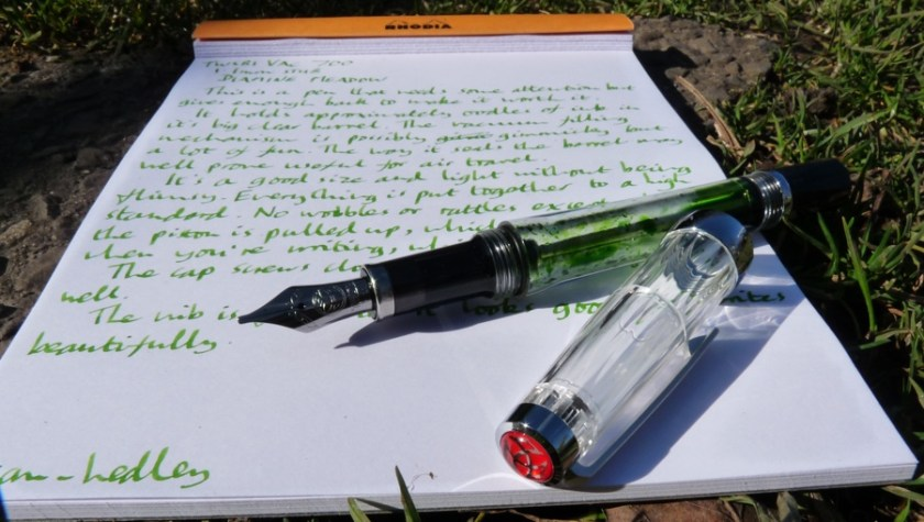 TWSBI Vac 700 review