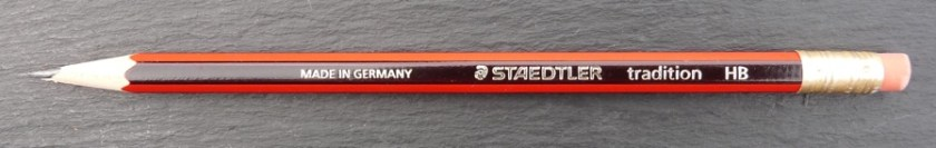 Staedtler Tradition pencil full length