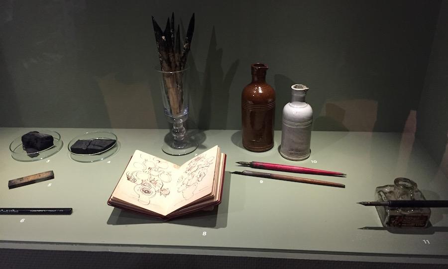 Van Gogh's Pens
