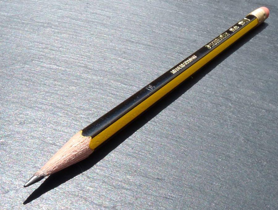 Staedtler Noris pencil review