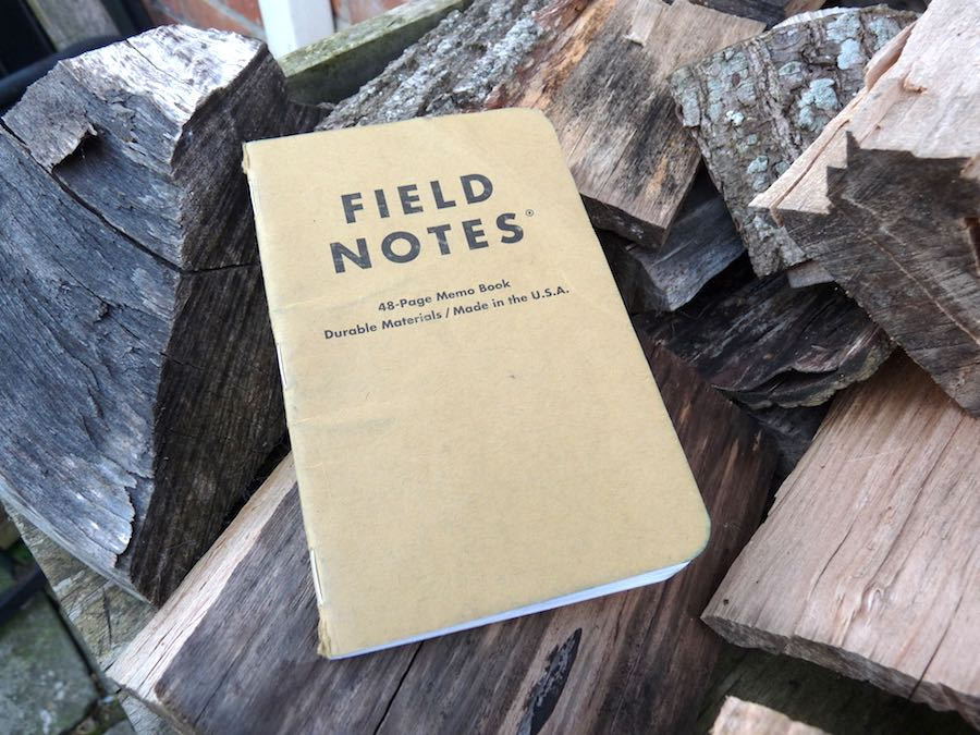 Field Notes Kraft review