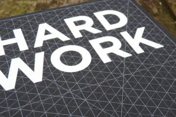 Hard Work notebook review