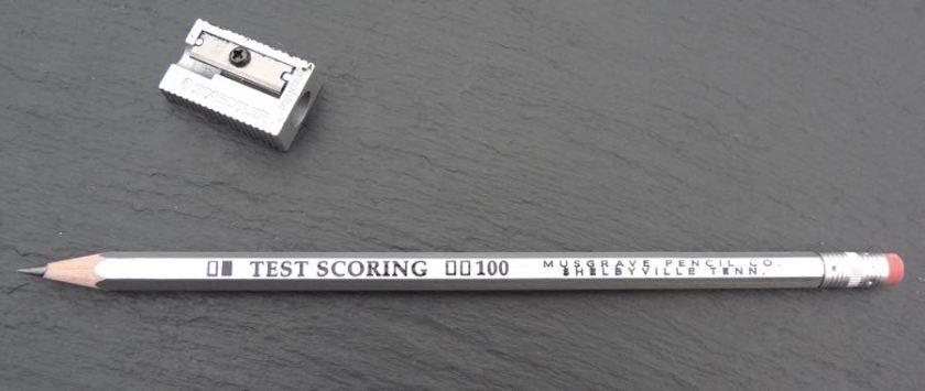 Musgrave Test Scoring 100 branding