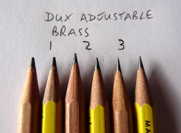 DUX Adjustable Brass points