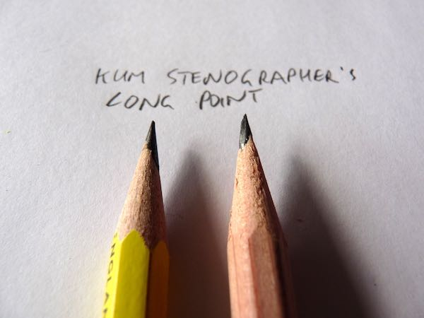 KUM Stenographers points