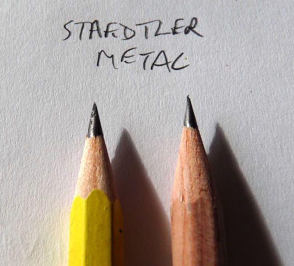 Staedtler metal points