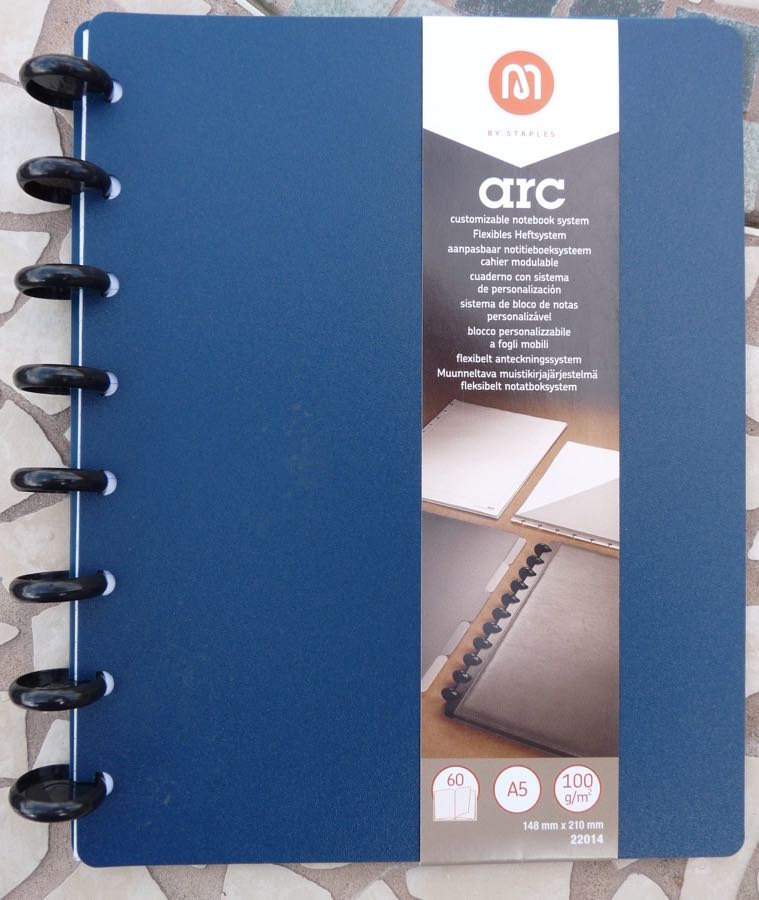 Atoma And Arc Notebook Systems