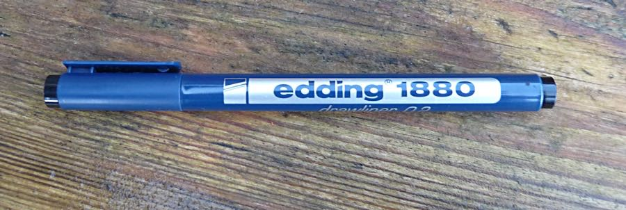 edding 1880 review