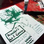 Noodler's G.I. Green Ink Review