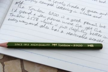 Tombow 8900 review