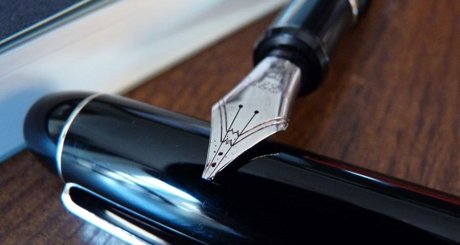 Platinum 3776 Rhodium Music nib