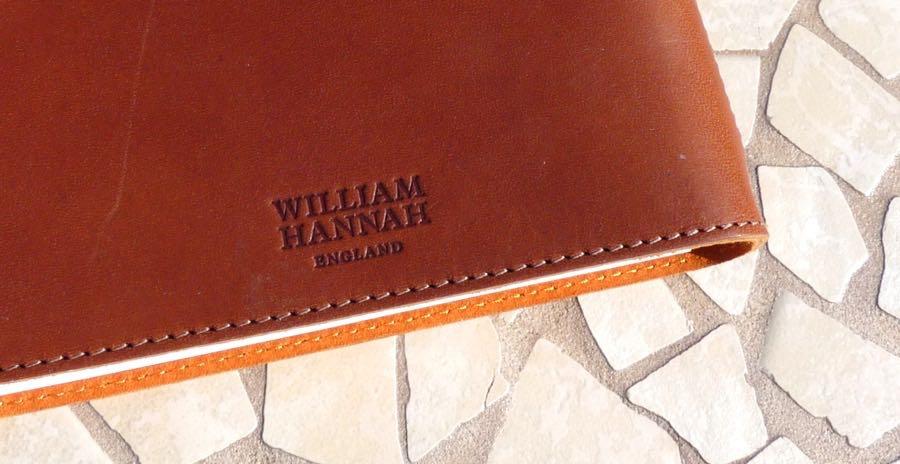 William Hannah stamp