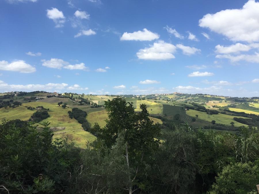 Italian horizon photo