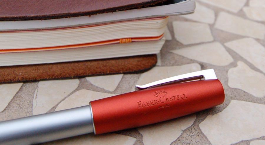 Faber-Castell Loom branding