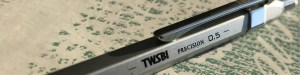 TWSBI Precision Mechanical Pencil Review