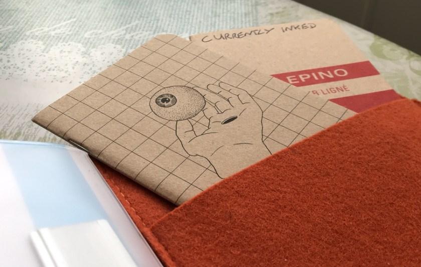 Roterfaden Taschenbegleiter back cover with secrets