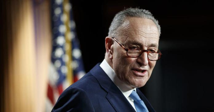 Schumer announces Trump's impeachment trial will begin week of February 8