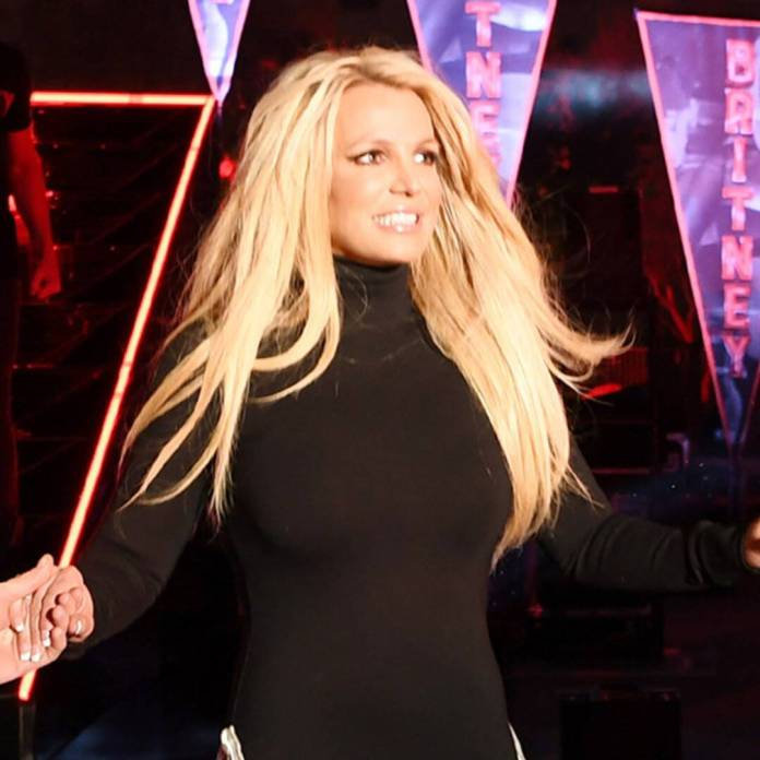 Britney Spears Says Her Body Looks