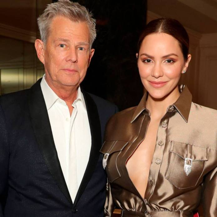 Katharine McPhee Reveals Sex of First Baby With David Foster