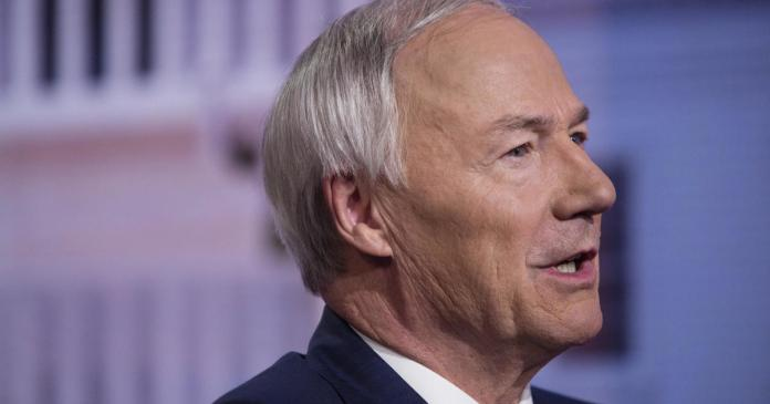 Arkansas governor signs near total abortion ban into law