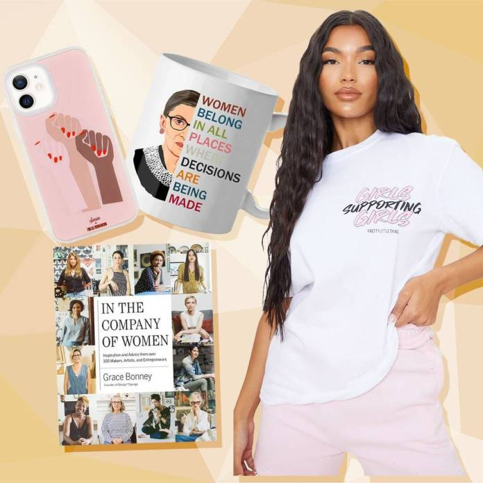 Celebrate International Women's Day With These Feminist Finds