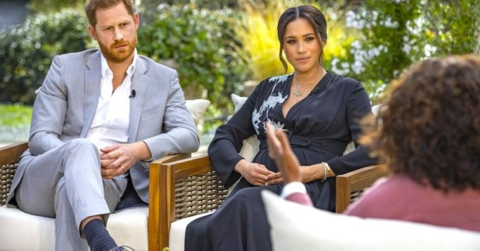 Column: Meghan's interview made one thing clear. The royals never learn from their mistakes