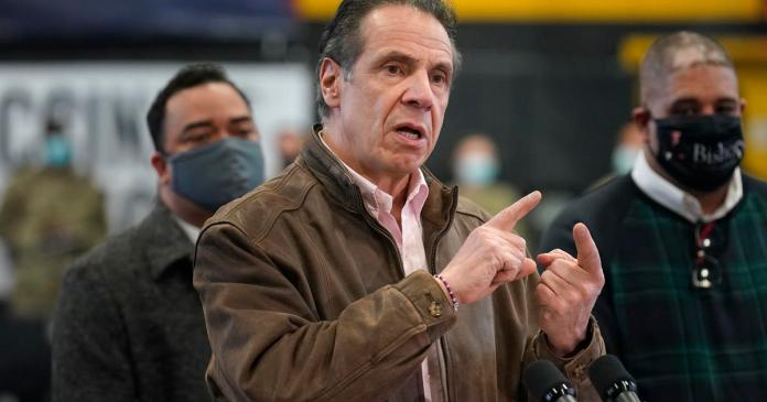 Cuomo faces growing pressure to resign amid sexual harassment allegations