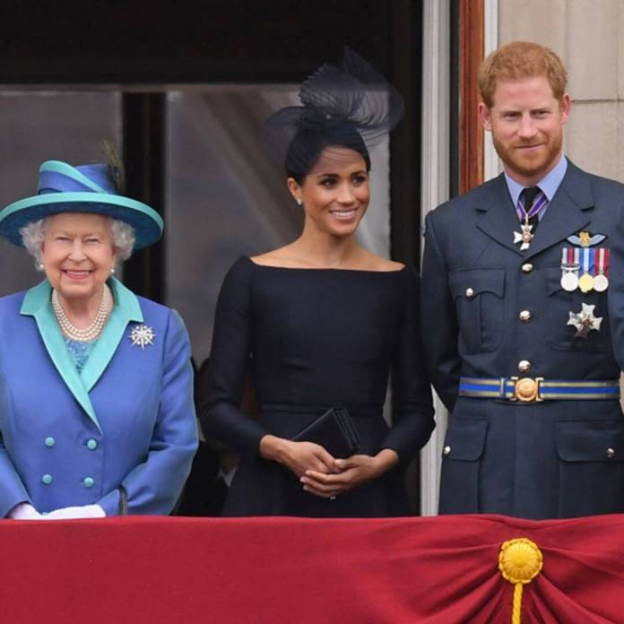 Inside Meghan Markle and Prince Harry's Relationship With The Queen