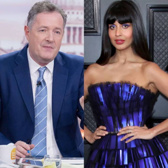 Jameela Jamil Explains Why Piers Morgan Made Her Contemplate Suicide