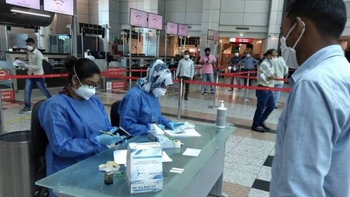 UAE Covid: New PCR testing rule for Sharjah travellers - News