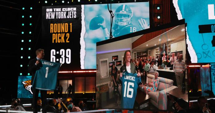 2021 NFL draft kicks off in Cleveland
