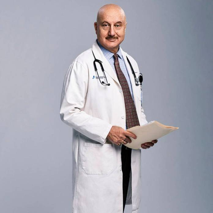 Anupam Kher Exits New Amsterdam After Character's Resignation