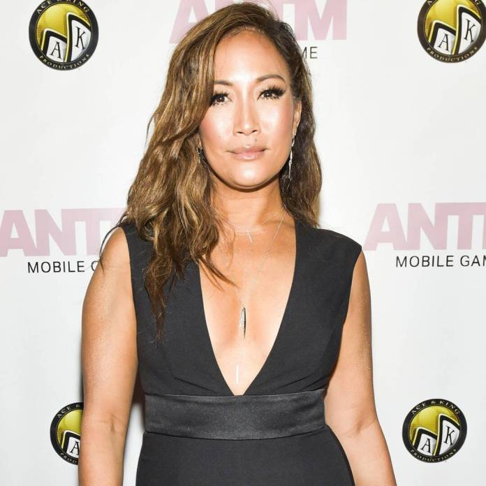 Carrie Ann Inaba Is Taking a Leave of Absence From The Talk