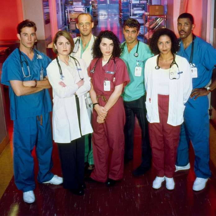 George Clooney Is Reuniting With ER Co-Stars for a Good Cause