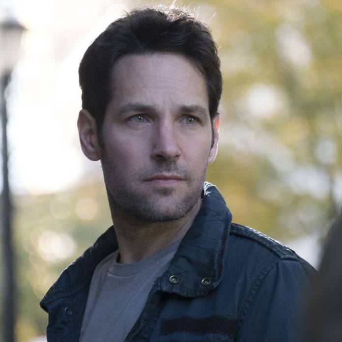 Paul Rudd Is Completely Unrecognizable in First Photos From Next Show